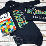 Sibling Set - Baby Shower Gift - Sunfire Creative Baby Boutique
