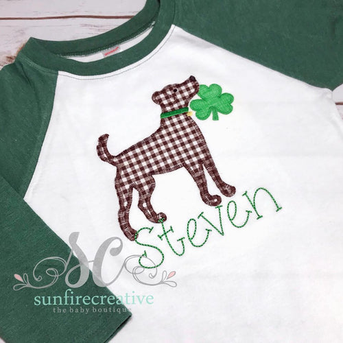 Boy's St Patrick's Day Shirt