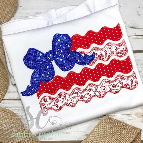 Flag Shirt - 4th of July Shirt - Independence Day Shirt