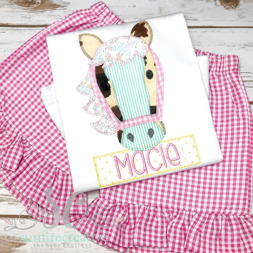 Girl Horse Outfit - Country Girl Outfit
