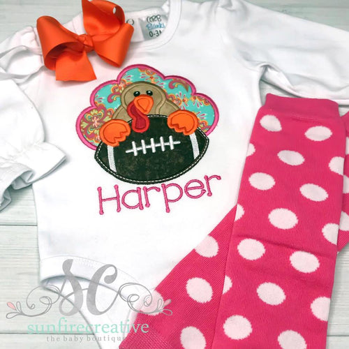 Girls Thanksgiving Outfit - Thanksgiving Shirt