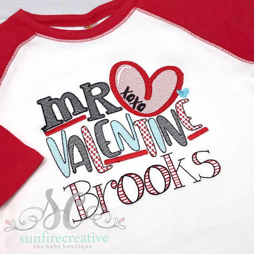Mr Valentine Shirt