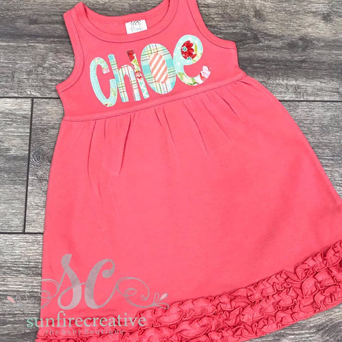 Personalized Dress - Summer Outfit