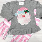 Santa Claus outfit for Girls