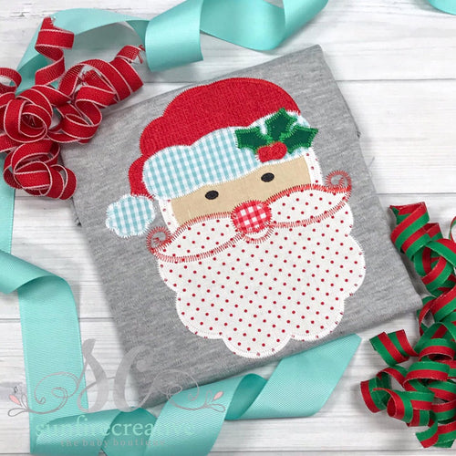Santa Claus Shirt - Christmas Shirt - Holiday Shirt