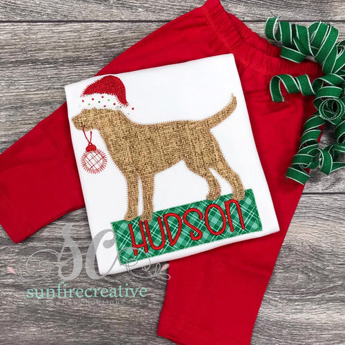 Christmas Dog Shirt
