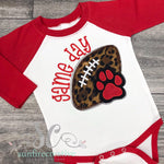 Football Outfit for Girls - Game Day Shirt