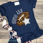 Girls Football Outfit - Football Shirt