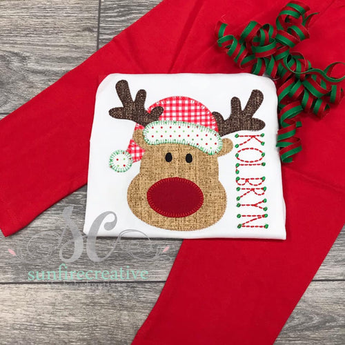 Reindeer Outfit for Boys - Christmas Outfit