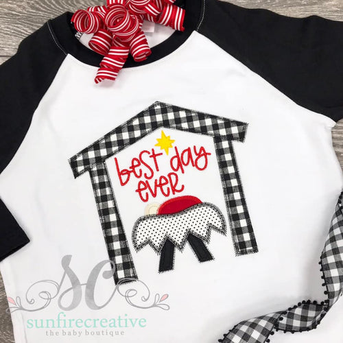 Best Day Ever - Boy Christmas shirt