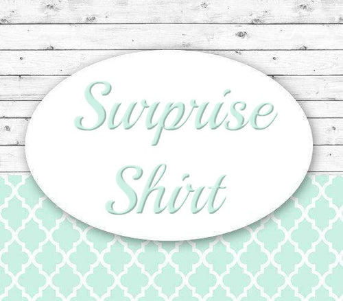 Appliqued Name Shirt - SURPRISE SHIRT
