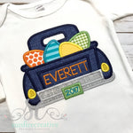 Boys Easter Shirt - Easter Shirt for Boy - Sunfire Creative Baby Boutique