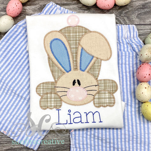 Easter Bunny Shirt for Boy