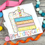 Birthday Cake Shirt - Sunfire Creative Baby Boutique