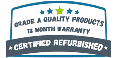 Certified Refurbished Computers with 12 month warranty