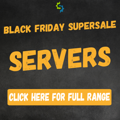 Search our black friday server deals here