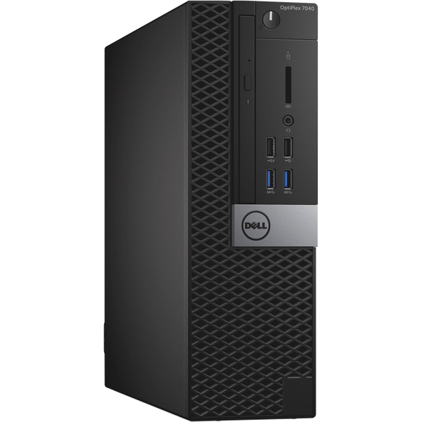 Dell OptiPlex 7040 Intel i7 - 6 gen Small Form Factor Desktop PC