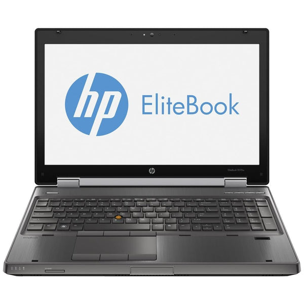 Laptops - Refurbished - HP EliteBook 8570w - Intel I7 Mobile Workstation - Win 10