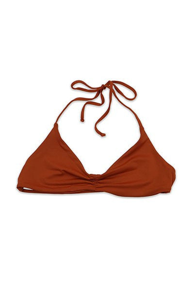 Tana Top Burnt Orange