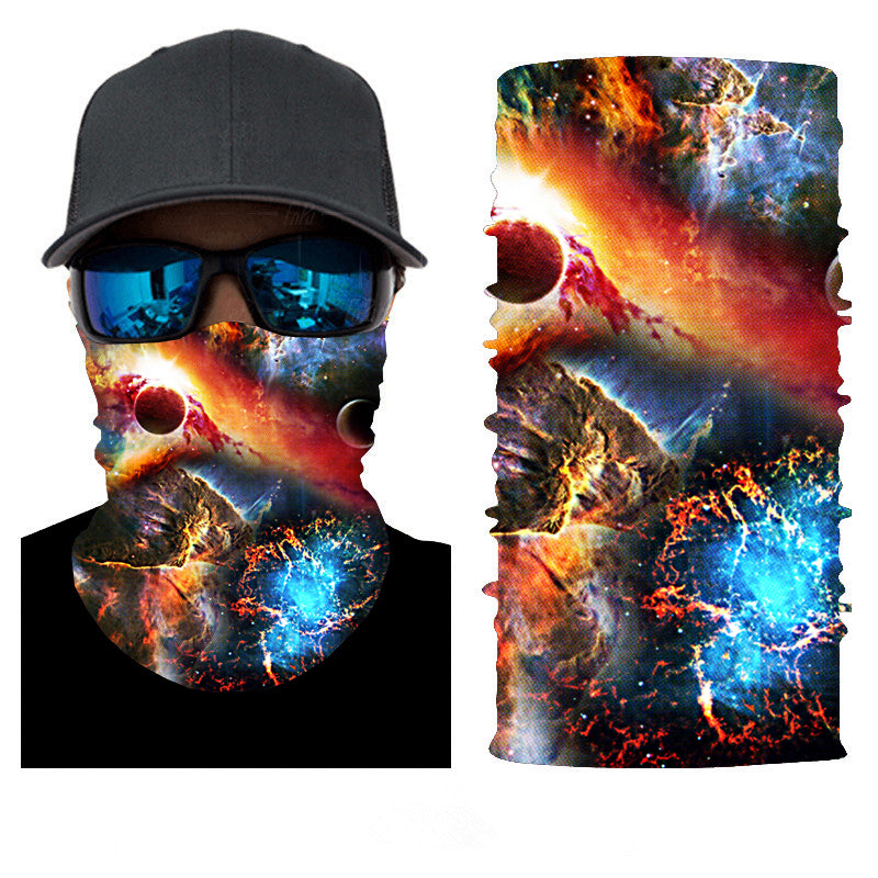Galaxy on Fire Bandana