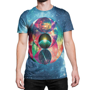 Cosmic Geometry T-Shirt