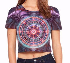 Centered Soul Crop-Top