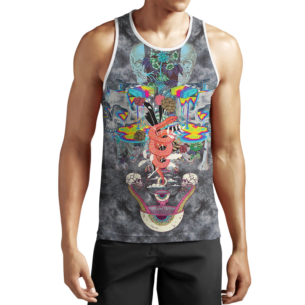 Tie-Guy Tank-Top