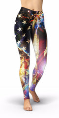 Galaxy America Leggings