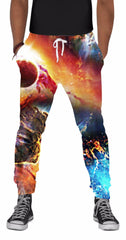 Galaxy On Fire Joggers