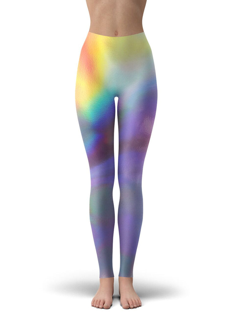 Holographic Leggings