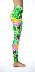 Pineapple Paradise Leggings