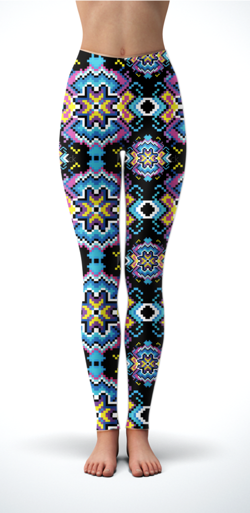 Pixelated Dream Leggings