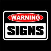 Security/Warning Signs