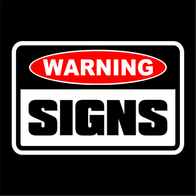 Warning/Notice Signs