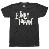 Local Revere Fort Worth Funky Town Texas Locales Vintage Shirt Black