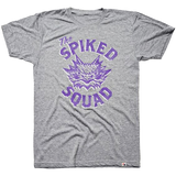 Local Revere Fort Worth The Spiked Squad Horned Frogs TCU Texas Christian University Texas Football Sport Vintage Shirt Grey
