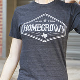 Local Revere Homegrown Home Grown Texas Locales Vintage Shirt Black Unisex
