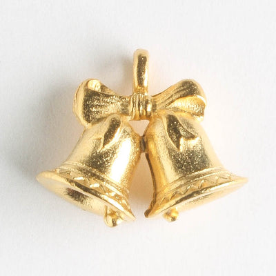 Charm - Bells with Bow