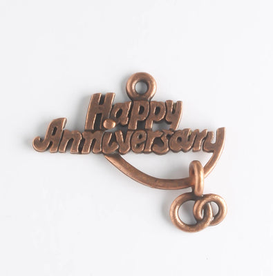 Charm - Happy Anniversary