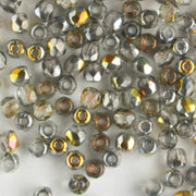 2mm Round Firepolish Crystal Marea
