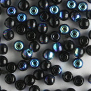 3mm Druk Jet Black AB