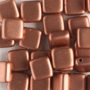 2 Hole Tile Matte Copper (CzechMates)