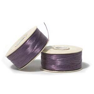 Nymo Size D Bobbin Light Purple