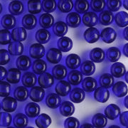 3mm Druk Cobalt Blue