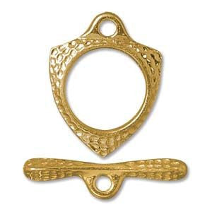 Toggle Clasp Gold (Tierra Cast)
