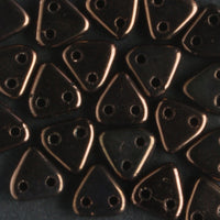 2 Hole Triangle Dark Bronze