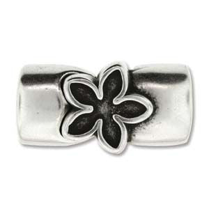 Magnetic Clasp Antique Silver