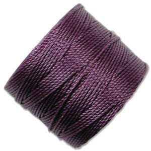 S-Lon Bead Cord Medium Purple