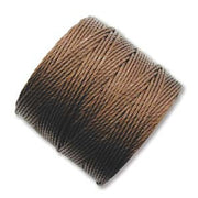 S-Lon Bead Cord Brown