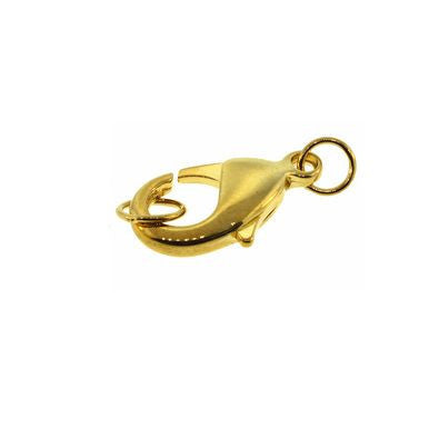 Lobster Clasp Gold